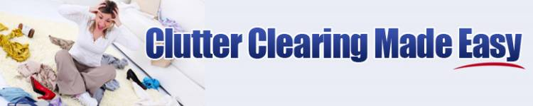 Clutter Clearing Made Easy header